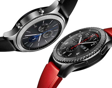 Discover the world with Samsung Gear S3 Frontier!